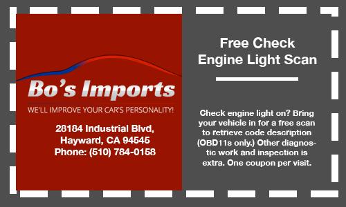Free-Check-Engine-Light-Scan
